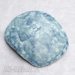 eleganckie ceramika misa nieregularna ceramiczna przyozdobiona