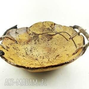 ceramika prezent misa ceramiczna z naturalnym