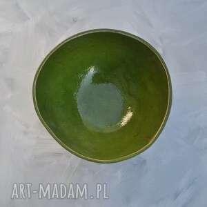 ceramika zielone misa patchwork