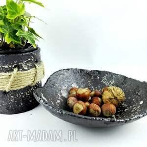 gustowne ceramika prezent miseczka ceramiczna