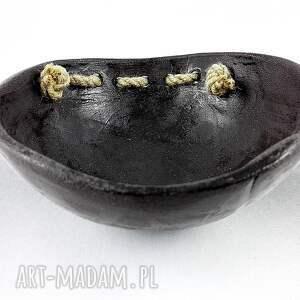 ręcznie wykonane ceramika miska miseczka ceramiczna
