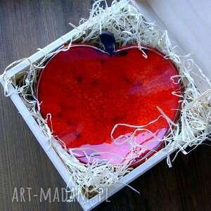 jabłuszko ceramika miseczka -