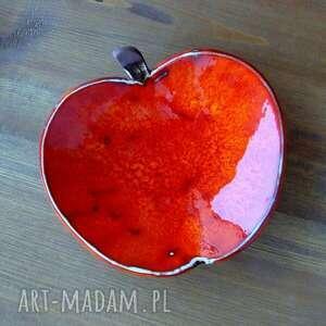 ceramika jabłuszko miseczka -