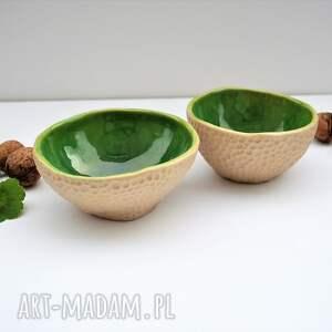 miska ceramika miseczki ceramiczne fakturowane