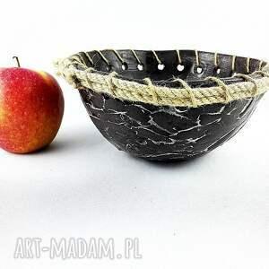 dekoracja ceramika miska ceramiczna