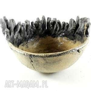 poLEPIONE handmade ceramika dekoracja miska ceramiczna