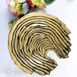 handmade ceramika dekoracje miska ceramiczna