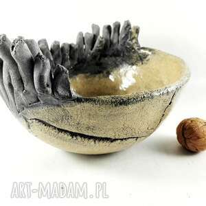 handmade ceramika patera miska ceramiczna