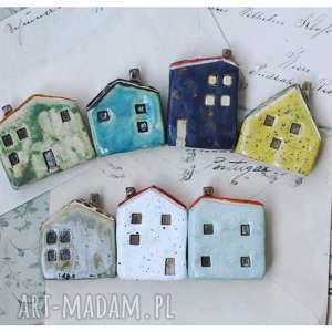 nietuzinkowe ceramika mix domków ceramicznych