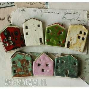 intrygujące ceramika mix domków ceramicznych ii
