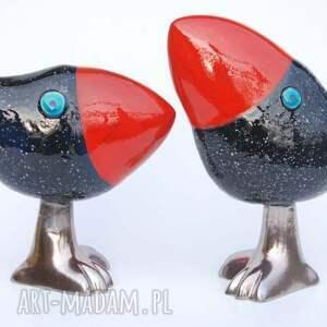 nietuzinkowe ceramika czerwony oto szdoki