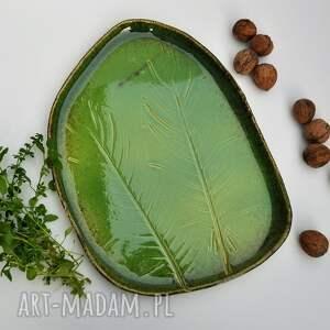 wyraziste ceramika patera ceramiczna talerz