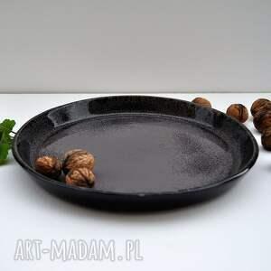 ceramika patera ceramiczna - taca - talerz