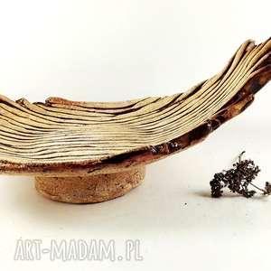 unikatowe ceramika dekoracja patera ceramiczna