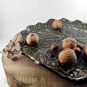 efektowne ceramika dom patera ceramiczna - korpnka