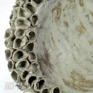 ceramika patera ceramiczna - natura