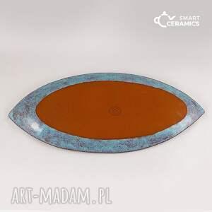 ceramika patera paterka ambra