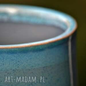 ceramika słój pojemniki ceramiczne 2szt.