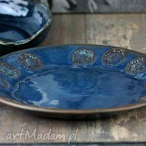 oryginalne ceramika obiad rosette zestaw naczyń