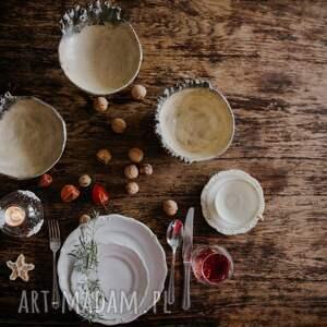 patera ceramika miseczka ceramiczna z kolekcji morskiej