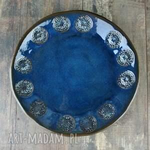 obiad ceramika rosette zestaw naczyń