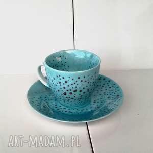 malowana-ceramika ceramika serwis obiadowy jednoosobowy