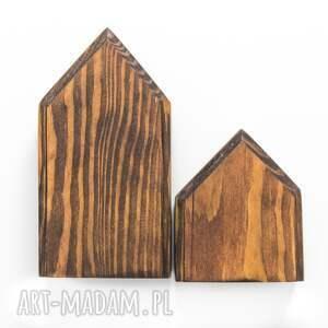 unikatowe ceramika skandi skandynawskie domki drewniane