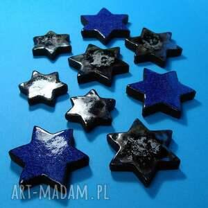 Pracownia AKo ceramika: gwiazdki