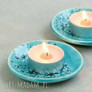 pomysł na święta upominki świeczniki