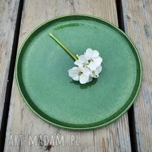 efektowne ceramika talerz ceramiczny