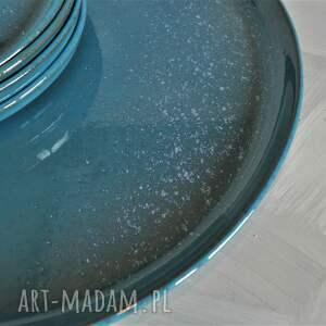 nietuzinkowe ceramika talerz ceramiczny - zestaw talerzy