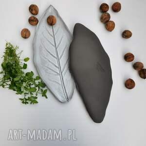 handmade ceramika patera ręcznie lepiony zestaw ceramiczny w skład