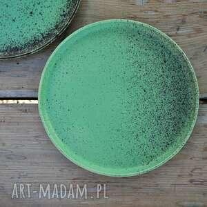gustowne ceramika zestaw talerze ceramiczne matowe