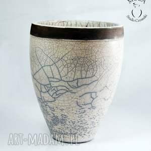 ceramika wazon osłonka na storczyk