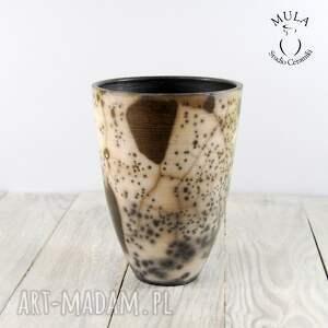 awangardowe ceramika naked wazon osłonka na storczyk raku