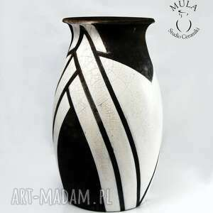 oryginalne ceramika raku wazon kratownica