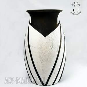 ceramika wazon raku kratownica