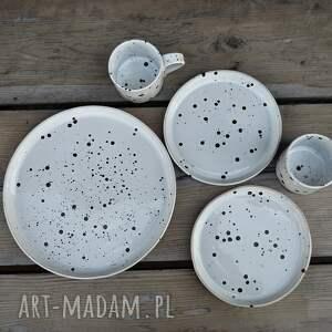 unikatowe ceramika wyjątkowy zestaw dla dwojga