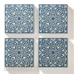 ceramika dekory zamówienie specjalne - 8 dekorów