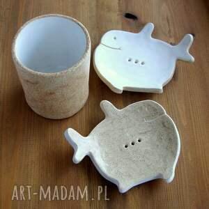 awangardowe ceramika mewy zestaw łazienkowy