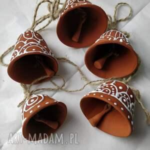 świąteczny prezent zestaw pięciu dzwoneczków