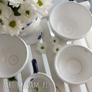 kuchnia ceramika zestaw składający się z trzech