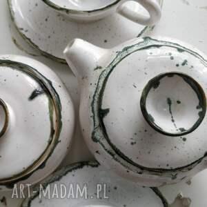 prezent ceramika zestaw składający się z dwóch