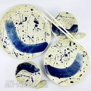 frapujące ceramika talerz zestaw talerzy ceramicznych