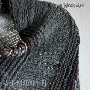 chustki i apaszki szal asymetryczna chusta