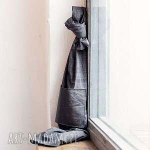 chustki i apaszki zapinane duży bawełniany szal z ozdobnym