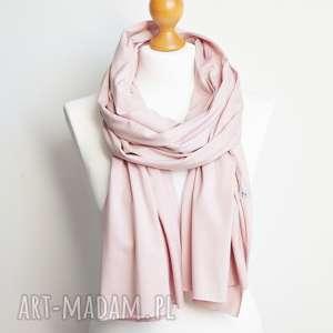 trendy chustki i apaszki chusta jesienny szal szalik bawełniany