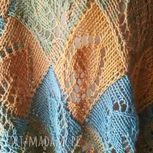 chusta chustki i apaszki w słońcu bawełniana