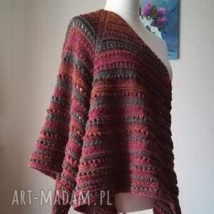 chustki i apaszki chusta w stylu navaho duża