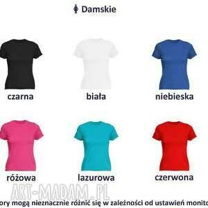 ciążowa koszulka z nadrukiem ciążowym